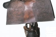 2. Mr Gringo saddle  c 1855