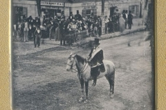 Mexican War Parade Dayton Oh 1840's