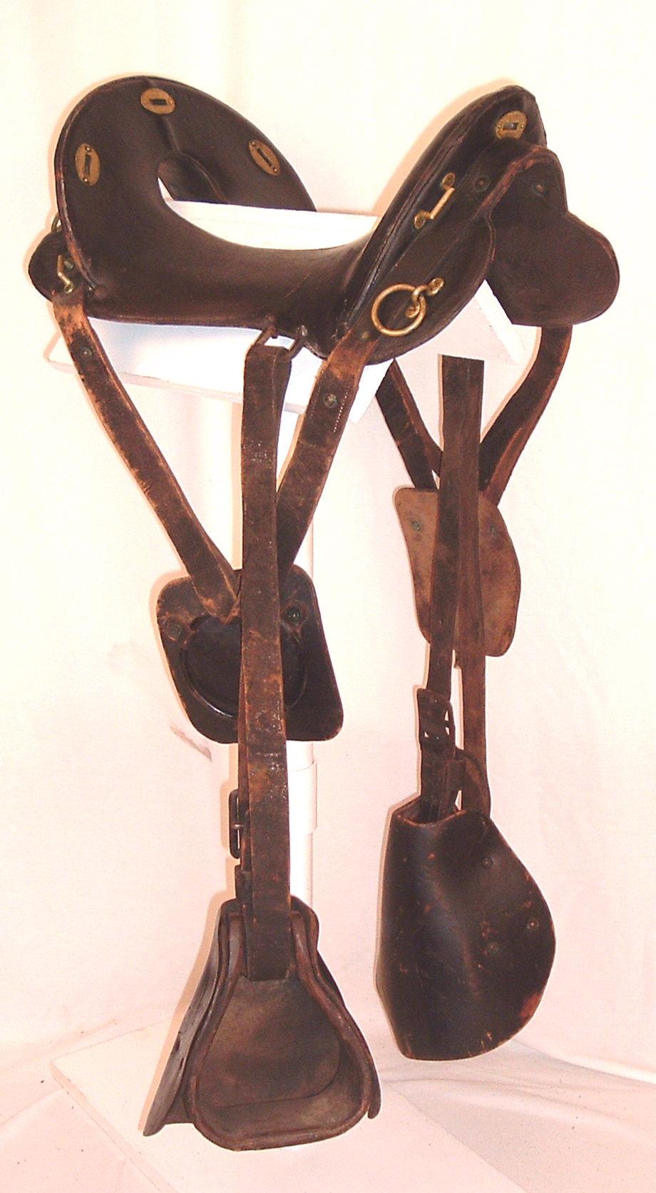 Indian Wars Saddlery – Confederate Saddles & Horse Equipment