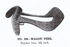 3. Wagon Saddle Tree