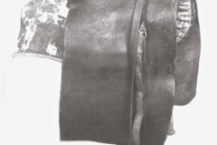 4. Wagon Saddle with s cloth
