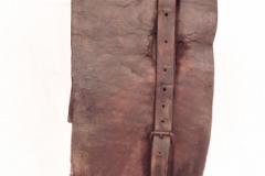 5. Knobby pommel wagon saddle