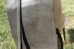 Kenny Sinnk Wagon Saddle