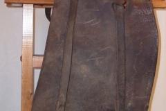 old Wagon Saddle