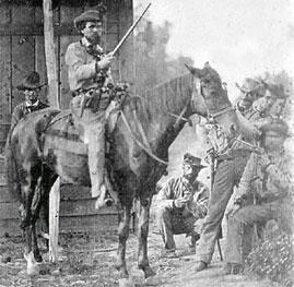 Confederate Saddles & Horse Equipment – Confederate saddles